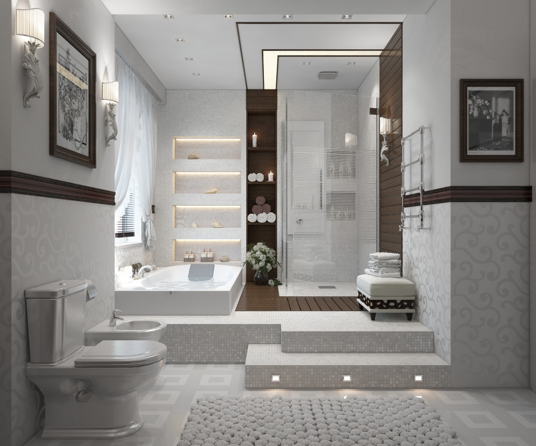 Oakleaf Cabinet Makers Bathrooms Gallery